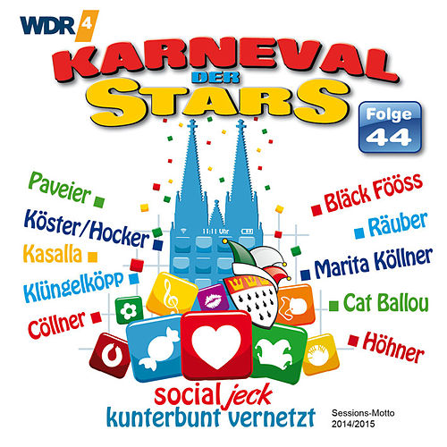 Karneval der Stars, Folge 44 von Various Artists