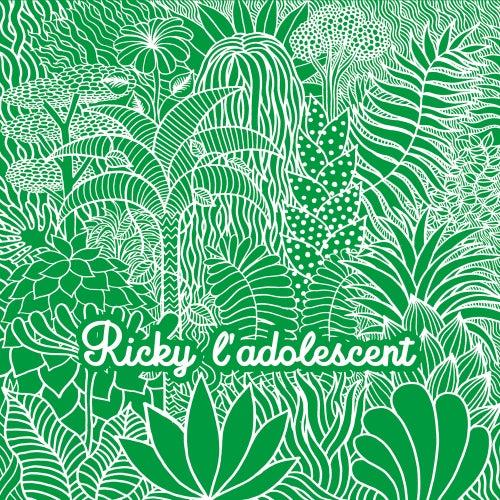 Ricky l'adolescent - EP by Sebastien Tellier