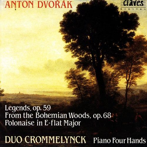 Antonín Dvořák: Complete Works for Piano 4 Hands, Vol. I by Antonin Dvorak