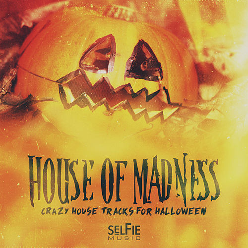 House of Madness! - Crazy House Tracks for Halloween Parties by Various Artists