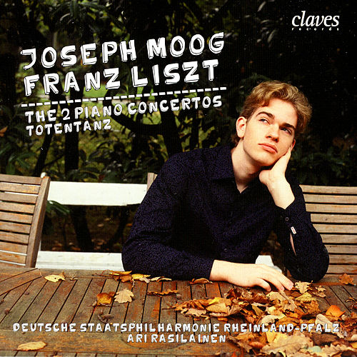 Franz Liszt: The Two Piano Concertos / Tottentanz by Joseph Moog