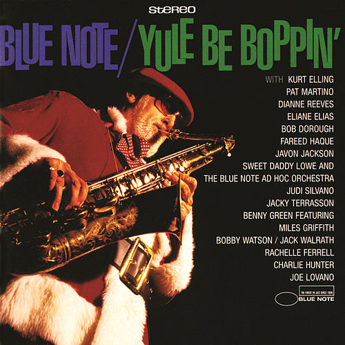 Yule Be Boppin' de Various Artists