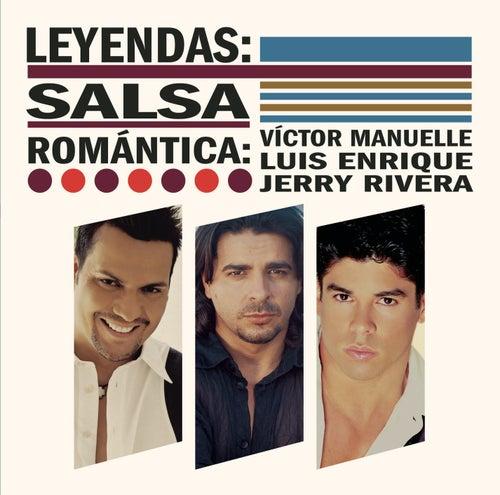 Leyendas: Salsa Romántica by Víctor Manuelle