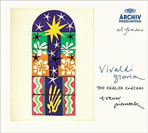 Vivaldi: Gloria / Scarlatti: Dixit Dominus by Nancy Argenta