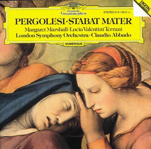 Pergolesi: Stabat Mater de London Symphony Orchestra