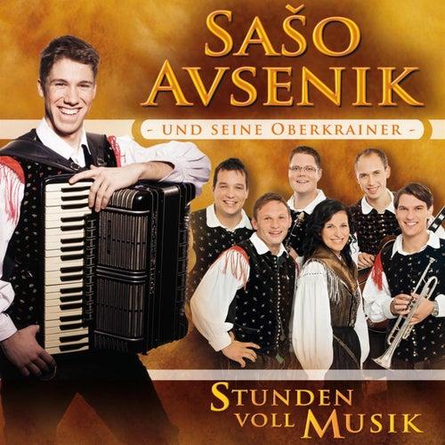Stunden voll Musik von Saso Avsenik