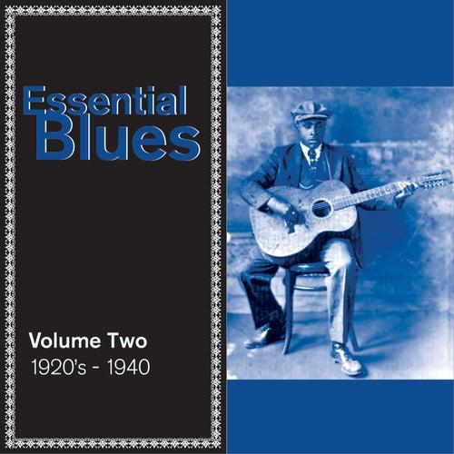 Essential Blues, Vol. 2: 1920s - 1940 de Various Artists