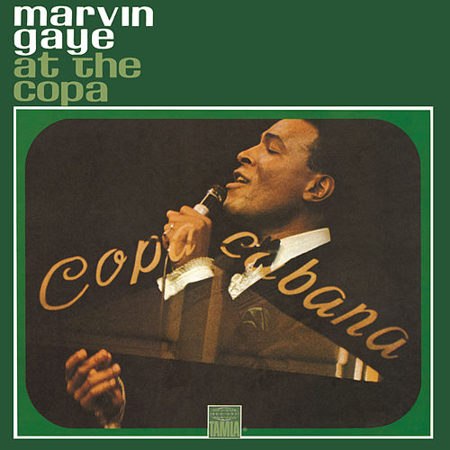 Live At The Copa de Marvin Gaye