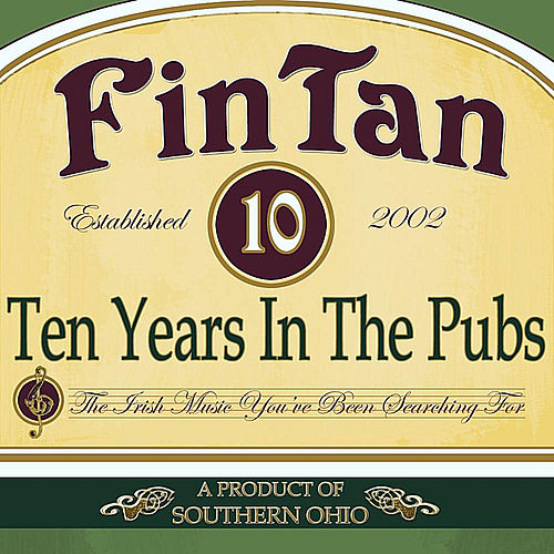 Ten Years in the Pubs von Fintan