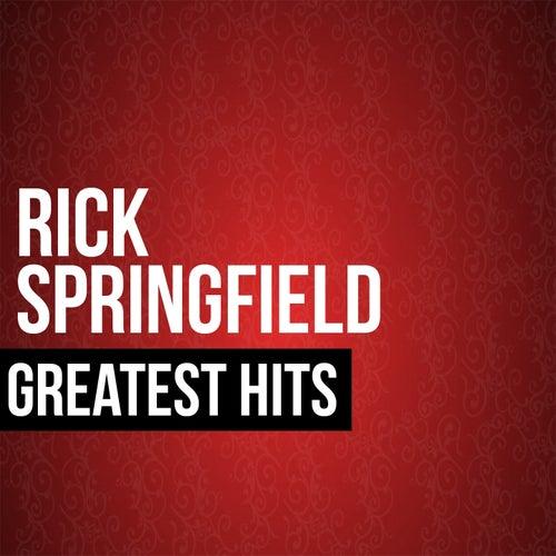 Rick Springfield Greatest Hits by Rick Springfield