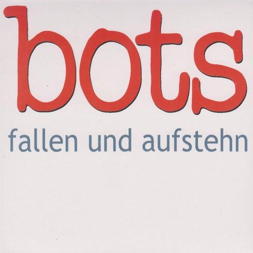 Fallen und aufstehn von Bots
