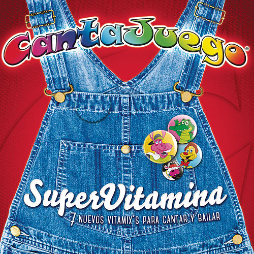 SuperVitamina de Cantajuego (Grupo Encanto)