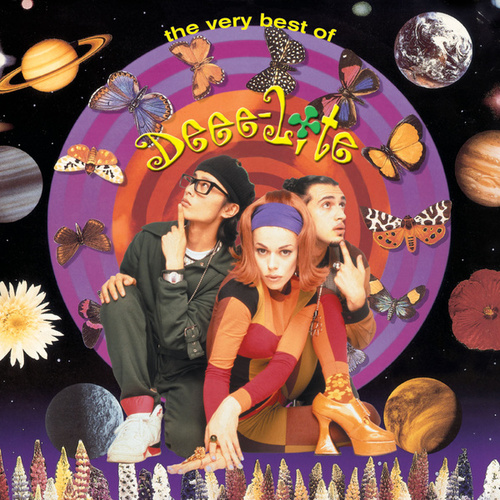 The Very Best Of Deee-Lite by Deee-Lite