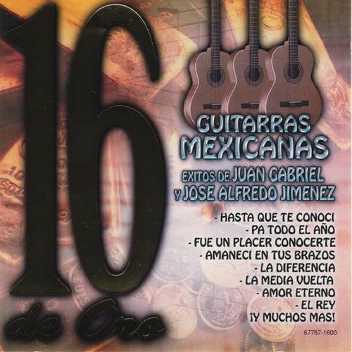 Guitarras Mexicanas 16 de Oro de Chamin Madero