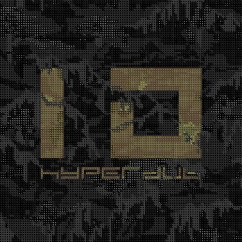 Hyperdub 10.4 de Various Artists