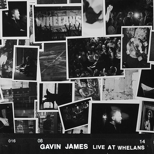 Live at Whelans de Gavin James