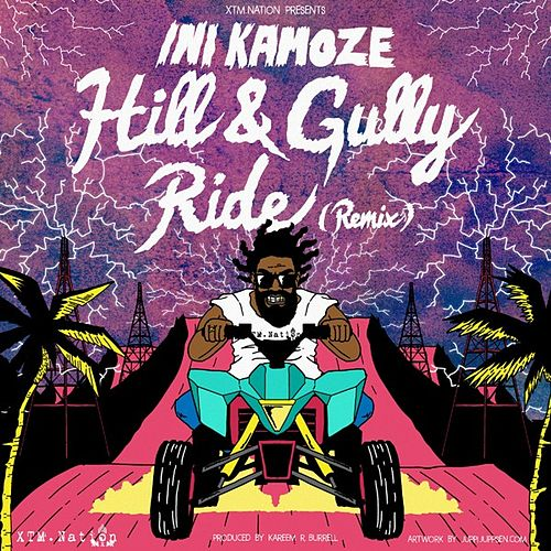 Hill And Gully Ride de Ini Kamoze