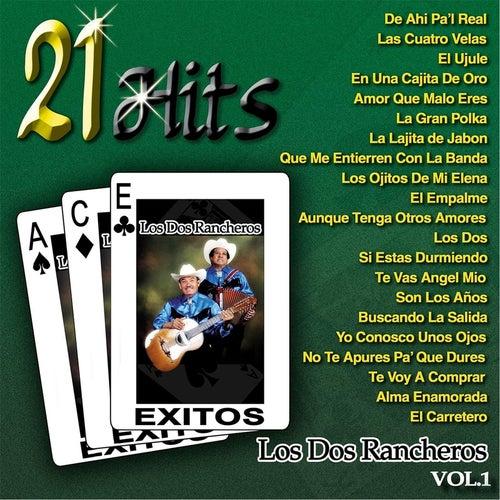 21 Hits, Vol. 1 de Los Dos Rancheros