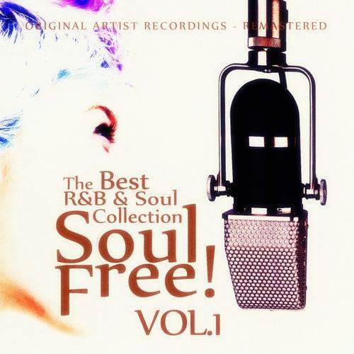 Soul Free! The Best R&B & Soul Collection - Vol.1 de Various Artists