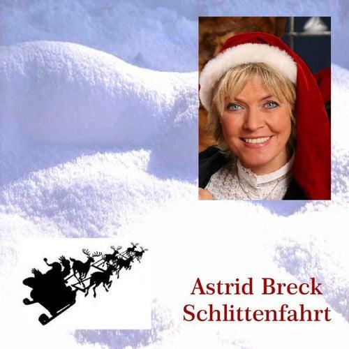 Schlittenfahrt de ASTRID BRECK