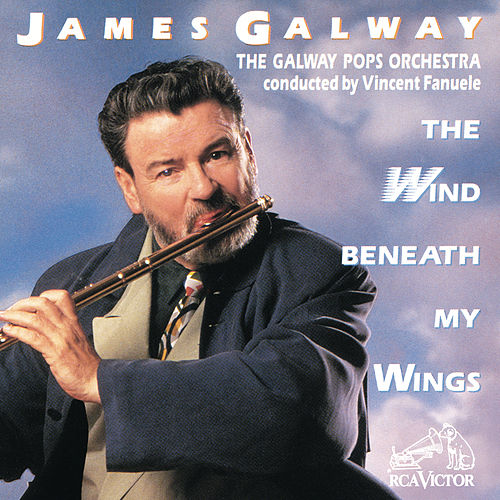 The Wind Beneath My Wings de James Galway