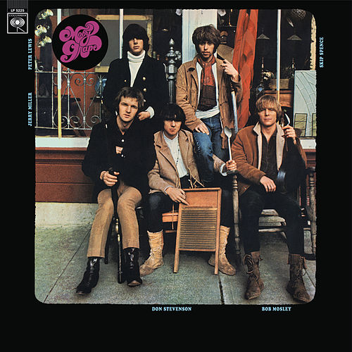 Moby Grape (with Bonus Tracks) de Moby Grape