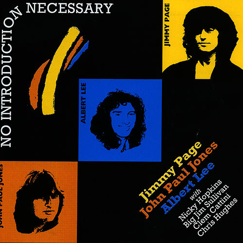 No Introduction Necessary by Jimmy Page