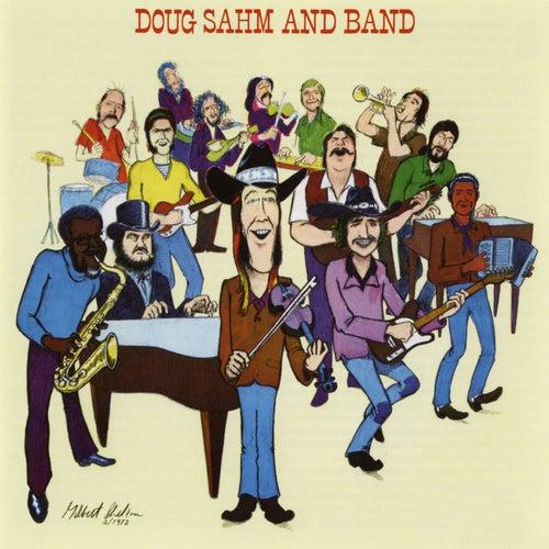 Doug Sahm And His Band de Doug Sahm