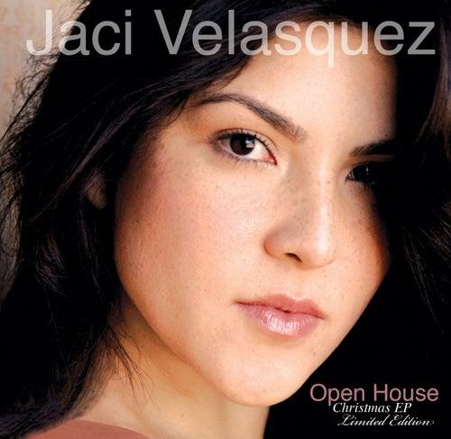 Open House Christmas EP de Jaci Velasquez