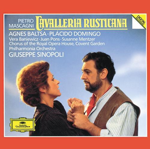 Mascagni: Cavalleria Rusticana by Philharmonia Orchestra