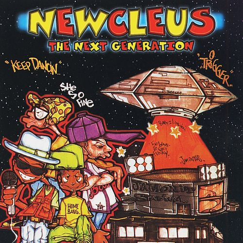 The Next Generation de Newcleus