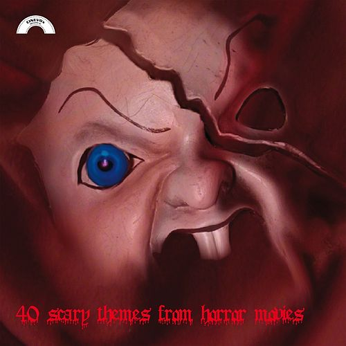 40 Scary Themes from Horror Movies de Various Artists