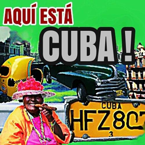 Aquí Está Cuba!! de Various Artists