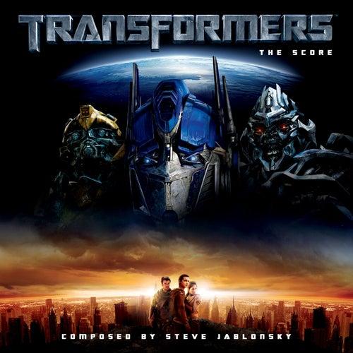 Transformers von Steve Jablonsky