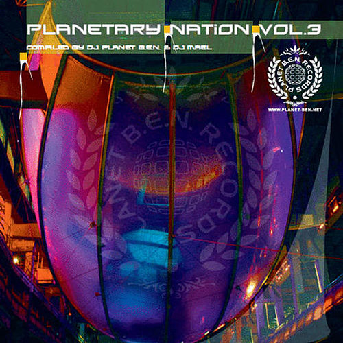 Planetary Nation Volume 3 by Various Artists