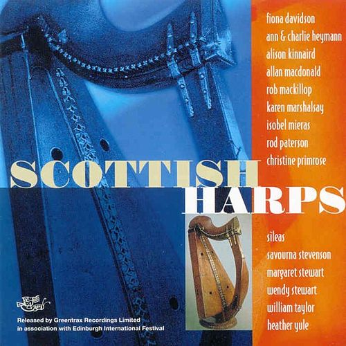 Scottish Harps by Various Artists