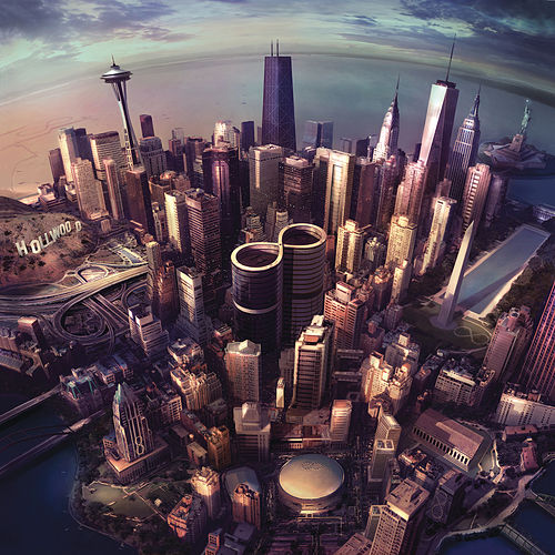 Sonic Highways de Foo Fighters