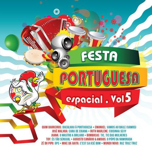 Espacial Festa Portuguesa Vol. 5 by Various Artists