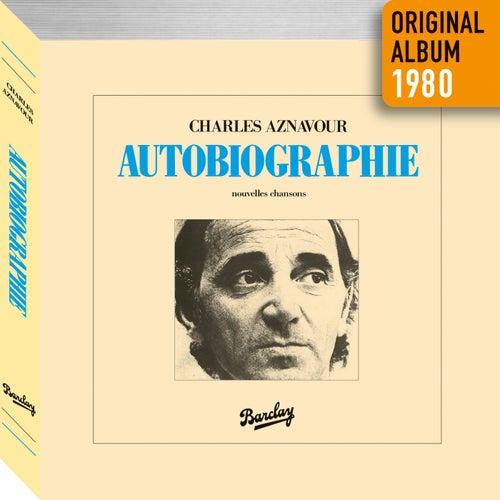 Autobiographie - Original album 1980 de Charles Aznavour