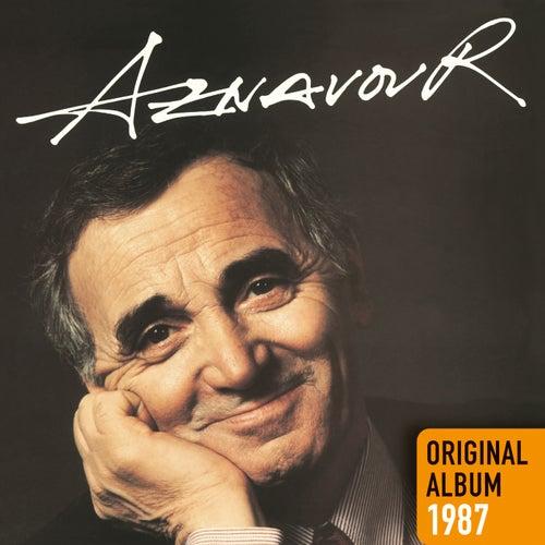 Je bois - Original album 1987 de Charles Aznavour