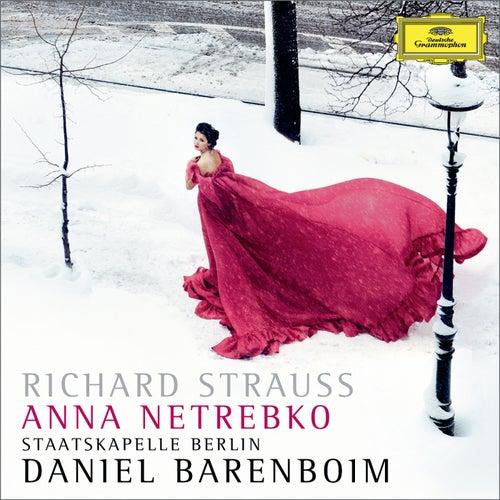 Strauss, R.: Vier letzte Lieder; Ein Heldenleben de Anna Netrebko