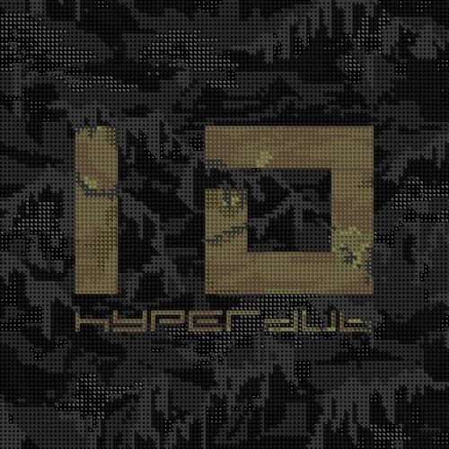 Hyperdub 10.4 de Various Artists
