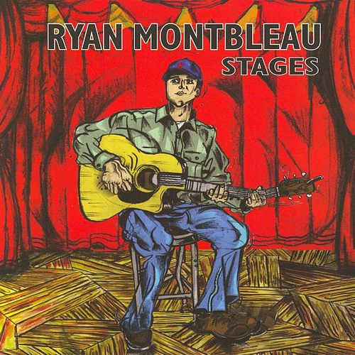 Stages von Ryan Montbleau Band