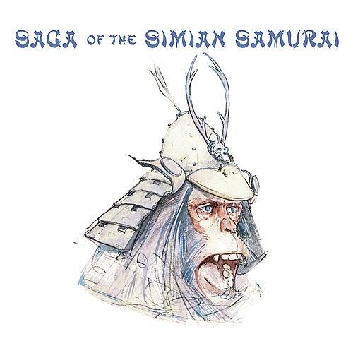 Saga of The Simian Samurai by Tom C3