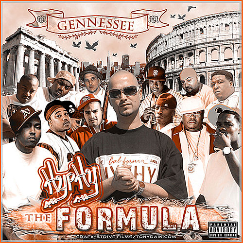 The Hyphy Formula von Various Artists