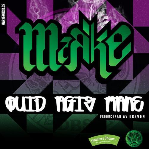 Quid agis mane by Mark-E
