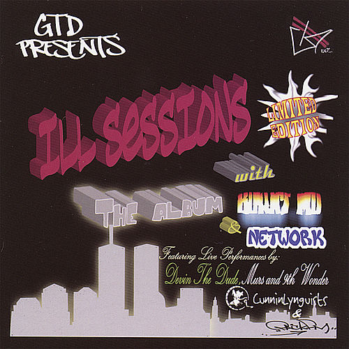 Ill Sessions: the Album von Various Artists