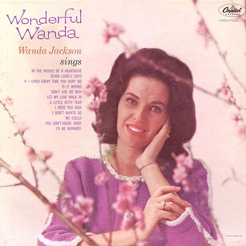 Wonderful Wanda di Wanda Jackson