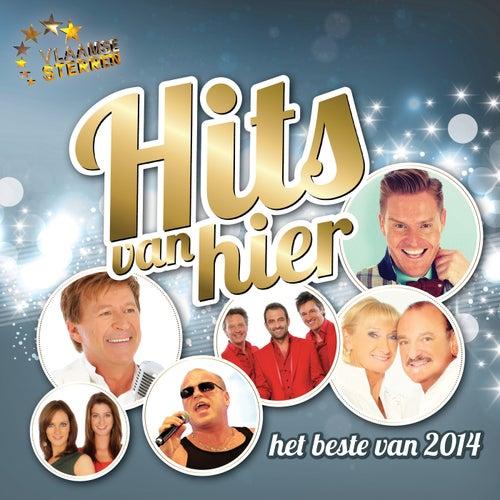 Hits Van Hier - Het Beste Van 2014 de Various Artists