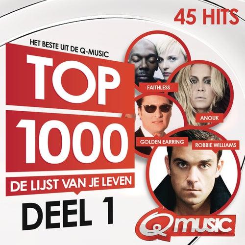 Q-music Top 1000 (2014) - deel 1 van Various Artists
